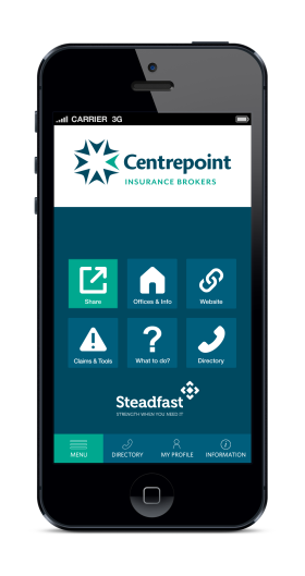 Centrepoint-iPhone5-App-MainMenu